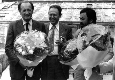 Cveće za dame - Vranjska banja - jun 1980.