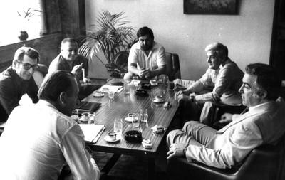 """Vojkan Gavrilović, glavni urednik """"Naših novina"""" iz Sidneja -1. 6. 1979."""