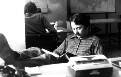 U redakciji - maj 1975.